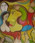 Obras de arte: America : Rep_Dominicana : La_Vega : Santo_Cerro : En la distancia