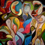 Obras de arte: America : Rep_Dominicana : La_Vega : Santo_Cerro : Intima Conexiones