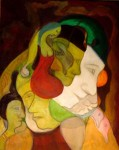 Obras de arte: America : Rep_Dominicana : La_Vega : Santo_Cerro : Imaginandote