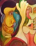 Obras de arte: America : Rep_Dominicana : La_Vega : Santo_Cerro : No quiero verte