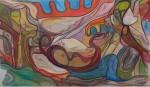 Obras de arte: America : Rep_Dominicana : La_Vega : Santo_Cerro : Sueño Infantil 2