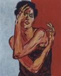 Obras de arte: Europa : España : Andalucía_Sevilla : Sevilla-ciudad : Abrazo mi cuerpo