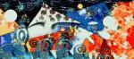 Obras de arte: America : Perú : Lima : chorrillos : Velero nocturno