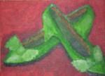 Obras de arte: Europa : España : Madrid : Valdemorillo : zapato+zapato