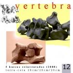 Obras de arte: Europa : España : Catalunya_Lleida : Lleida_ciudad : huesos inventados