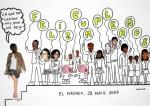 Obras de arte: Europa : España : Catalunya_Barcelona : Barcelona_ciudad : Felíz Cumpleaños !!!