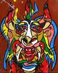 Obras de arte: America : Venezuela : Aragua : Maracay : Diablito 1