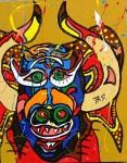 Obras de arte: America : Venezuela : Aragua : Maracay : Diablito 2