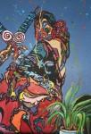Obras de arte: America : Venezuela : Aragua : Maracay : La Bailadora