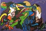 Obras de arte: America : Venezuela : Aragua : Maracay : Casar de tucan
