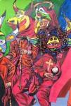 Obras de arte: America : Venezuela : Aragua : Maracay : Dansantes de yare