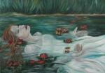 Obras de arte: Europa : España : Castilla_la_Mancha_Guadalajara : Moranchel : Lecho de agua