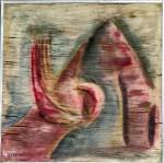 Obras de arte: Europa : España : Catalunya_Girona : Banyoles : estratificacions a1