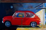 Obras de arte: Europa : Espa�a : Andaluc�a_Sevilla : Sevilla-ciudad : Homicidio en el garage