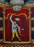 Obras de arte: Europa : Espa�a : Andaluc�a_Sevilla : Sevilla-ciudad : Cerebro vs cuerpo