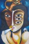 Obras de arte: America : Cuba : Ciudad_de_La_Habana : miramar_playa : Aliento del llanto eterno.