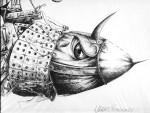 Obras de arte: America : Brasil : Parana : UniaodaVit�ria : GUERREIRO