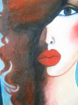 Obras de arte: America : Colombia : Distrito_Capital_de-Bogota : Bogota_ciudad : Muñeca