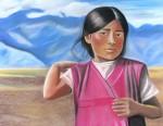 Obras de arte: Europa : España : Catalunya_Barcelona : Terrassa : En los Andes