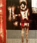Obras de arte: America : Perú : La_Libertad-Peru : Trujillo,_trujillo : Armadura - Pisaje - Texto