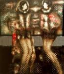 Obras de arte: America : Per� : La_Libertad-Peru : Trujillo,_trujillo : Ladies - interior