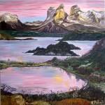 Obras de arte: Europa : España : Catalunya_Barcelona : BCN : Lago encantado