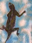 Obras de arte: Europa : España : Galicia_Pontevedra : vigo : lagarto, lagarto