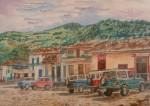 Obras de arte: America : Colombia : Antioquia : Medellín : Plaza Angostura