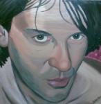 Obras de arte: Europa : España : Galicia_Pontevedra : vigo : Retrato de Gorio