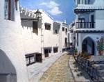 Obras de arte: Europa : España : Catalunya_Barcelona : El_Masnou : carrer de Binibeca