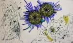 Obras de arte: Europa : España : Extremadura_Badajoz : badajoz_ciudad : Abstracción Miradas 2