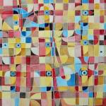 Obras de arte: Europa : Francia : Rhone-Alpes : Lyon : El vestido rosa