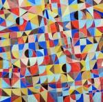 Obras de arte: Europa : Francia : Rhone-Alpes : Lyon : Cuatro media-lunas