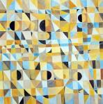 Obras de arte: Europa : Francia : Languedoc-Roussillon :  : Tango : acuarela abstracta