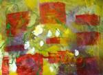 Obras de arte: America : Panamá : Panama-region : BellaVista : abstraccion geometica