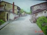 Obras de arte: America : México : Mexico_Distrito-Federal : Coyoacan : El Callejon
