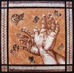 Obras de arte: America : México : Jalisco : Guadalajara : Mariposas