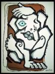 Obras de arte: America : Chile : Bio-Bio : Chillán : La cONtoRsióN 1
