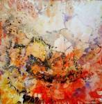 Obras de arte: Europa : España : Catalunya_Barcelona : llica_d´amunt : DISPERSIÓ LILA