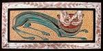 Obras de arte: America : México : Jalisco : Guadalajara : Nahual con atifaz III