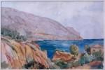 Obras de arte: Europa : España : Comunidad_Valenciana_Alicante : muro-alcoy : desde villa gadea
