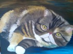 Obras de arte: Europa : España : Galicia_Pontevedra : vigo : Gato