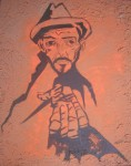 Obras de arte: America : Ecuador : Imbabura : Cotacachi : Christianstephen - Amigo mendigo