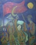 Obras de arte: America : Ecuador : Imbabura : Cotacachi : Christianstephen - Fuerza mayor