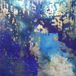 Obras de arte: Europa : España : Madrid : Madrid_ciudad : azul y oro