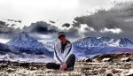 Obras de arte: America : Argentina : Tierra_del_Fuego : Ushuaia : Abriendose nuevos caminos