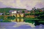 Obras de arte: Europa : España : Castilla_y_León_Burgos : Miranda_de_Ebro : Casco antigüo ( Miranda de Ebro)