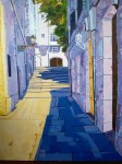 Obras de arte: Europa : España : Castilla_y_León_Burgos : burgos : Plaza los Castaños( Burgos)