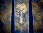 Obras de arte: Asia : Armenia : Yerevan : Yerevan_ciudad : Hombre en Azul