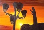 Obras de arte: Europa : España : Castilla_y_León_Burgos : Miranda_de_Ebro : Cristo del Otero ( Palencia)